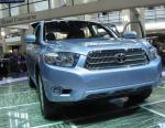 Toyota Highlander model 2010