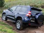 Land Cruiser Prado 150 Toyota review 2012