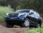 Land Cruiser Prado 150 Toyota tuning 2010