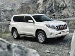 Toyota Land Cruiser Prado 150 approved 2007