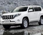 Toyota Land Cruiser Prado 150 Specification 2008