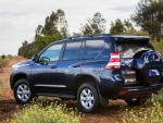 Toyota Land Cruiser Prado 150 tuning 2005