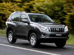 Land Cruiser Prado 150 Toyota approved 2009
