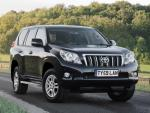 Land Cruiser Prado 150 Toyota lease wagon