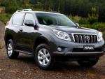 Toyota Land Cruiser Prado 150 how mach 2014