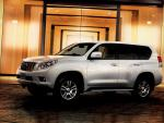 Toyota Land Cruiser Prado 150 spec 2007