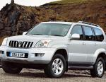 Land Cruiser Prado 120 Toyota for sale sedan