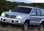 Toyota Land Cruiser Prado 120 tuning hatchback