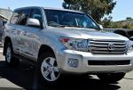 Toyota Land Cruiser 200 Specification 2011