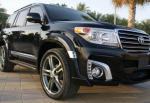 Toyota Land Cruiser 200 tuning hatchback