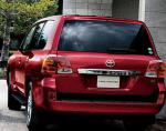Land Cruiser 200 Toyota auto 2014