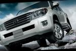 Land Cruiser 200 Toyota Specification 2012
