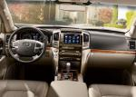 Toyota Land Cruiser 200 Specifications 2013
