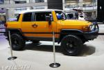 Toyota FJ Cruiser approved hatchback
