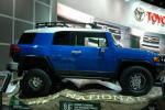 Toyota FJ Cruiser Specifications 2014