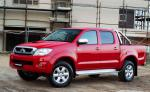 Toyota Hilux Double Cab models hatchback