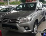 Toyota Hilux Double Cab Specification 2009