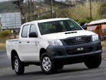 Toyota Hilux Double Cab reviews minivan