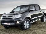 Toyota Hilux Double Cab review 2013