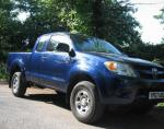 Hilux Extra Cab Toyota approved 2005