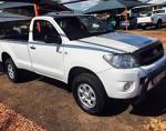 Hilux Single Cab Toyota Specification cabriolet