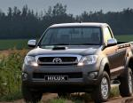 Toyota Hilux Single Cab models 2014
