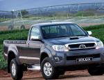 Toyota Hilux Single Cab price sedan