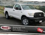 Toyota Tundra Regular Cab how mach hatchback