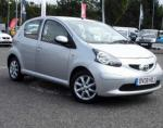 Toyota Aygo 5 doors for sale hatchback
