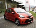 Toyota Aygo 5 doors how mach hatchback