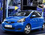 Aygo Toyota approved 2014