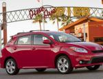 Toyota Matrix usa 2009