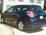 Toyota Matrix lease 2012