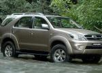 Toyota Fortuner parts 2014