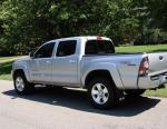 Tacoma Double Cab Toyota how mach 2013