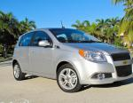 Aveo Hatchback 5d Chevrolet tuning 2012