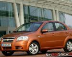 Chevrolet Aveo prices 2005