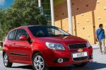 Aveo Hatchback 3d Chevrolet review 2010