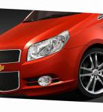 Aveo Hatchback 3d Chevrolet tuning 2009