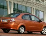Chevrolet Aveo Hatchback lease hatchback