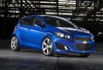 Chevrolet Aveo Hatchback Specifications hatchback
