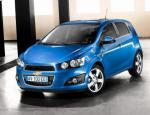 Chevrolet Aveo Hatchback used sedan