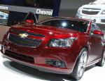 Chevrolet Cruze Specification 2012