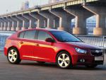 Cruze Hatchback Chevrolet Specification 2010