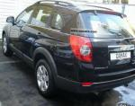 Chevrolet Captiva models 2012