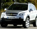 Chevrolet Captiva review sedan