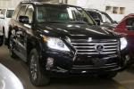 Lexus LX 570 Specification 2014