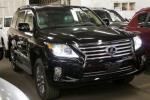 LX 570 Lexus Specifications 2012