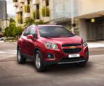 Chevrolet Tracker Specifications sedan