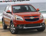 Chevrolet Tracker used hatchback